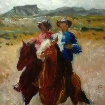 Farnsworth, Riders on the Range_SM