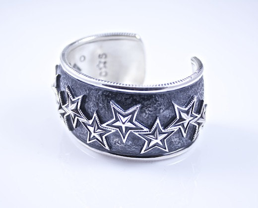 11 Out Of 11 Stars Bracelet With Coin Edge_SANDERSON