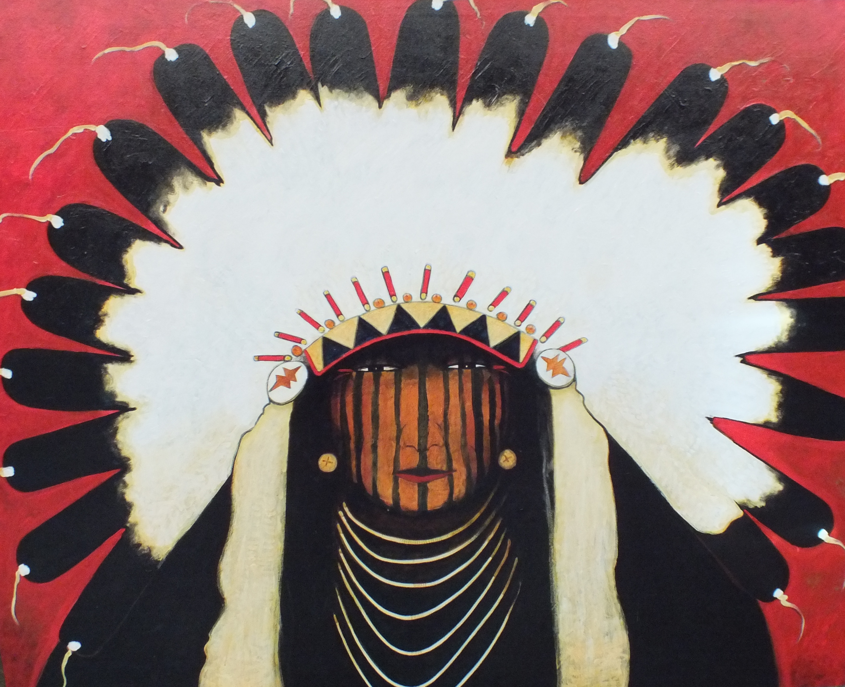 Sorrel Sky Gallery Opens One-Man Show by Native American ...