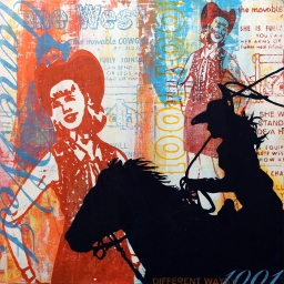 Sorrel Sky Gallery – Cowboy Gathering with Maura Allen