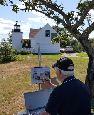 Stephen Day in Maine