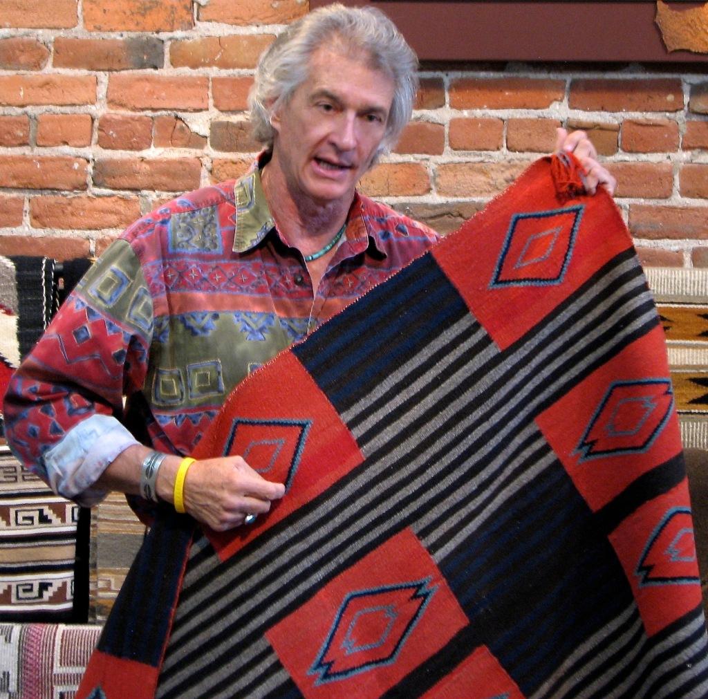 Jackson Clark of Toh-Atin Gallery